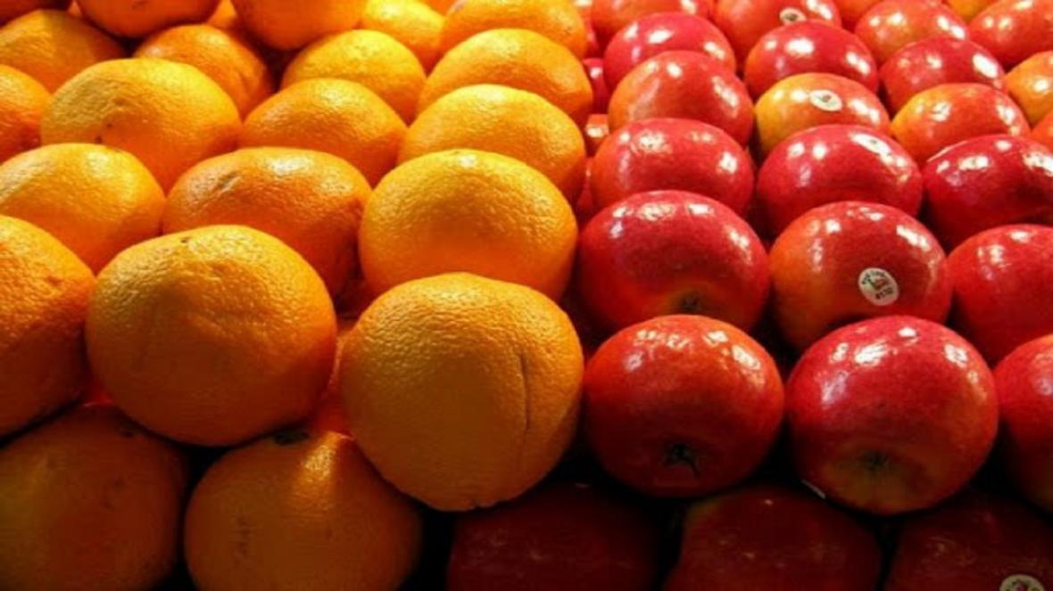 توزیع 500 تن میوه شب عید در چهارمحال و بختیاری