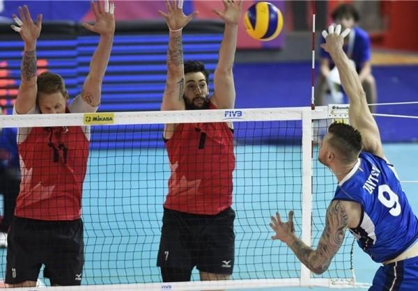 لیگ ملت های والیبال، لهستان همچنان بدون شکست، کانادا بر ایتالیا غلبه کرد