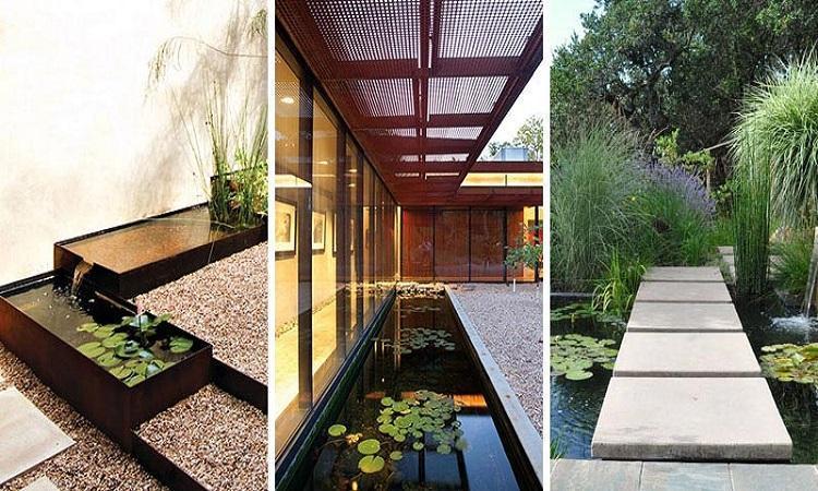 چند ایده جالب برای بازسازی فضای سبز