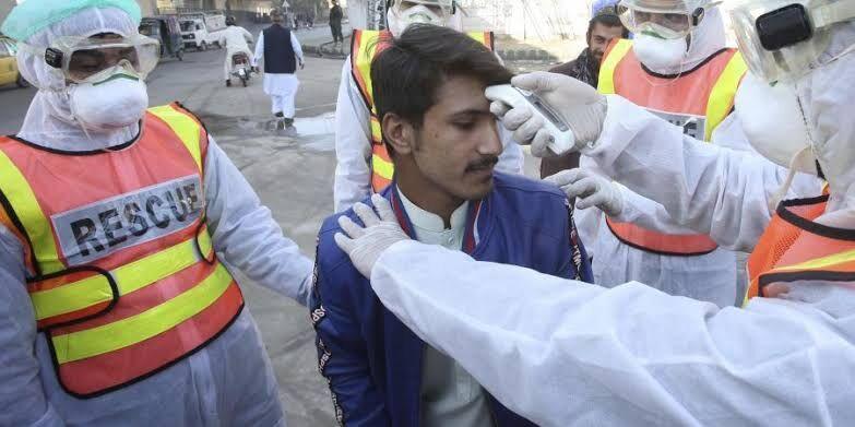 خبرنگاران ثبت 5 هزار بیمار مبتلا به کرونا در پاکستان
