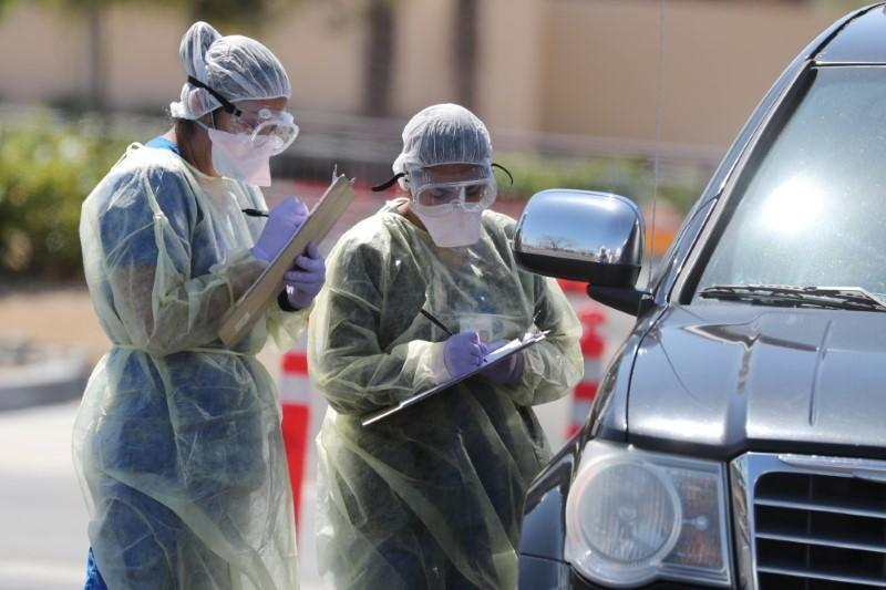 خبرنگاران جان باختن پرستار آمریکایی بعد از رد درخواستش برای آزمایش کرونا