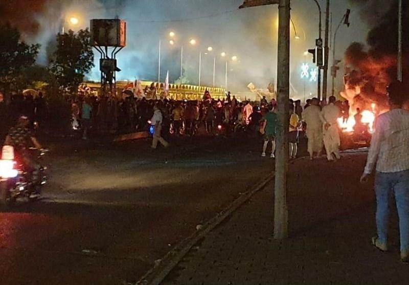 تداوم اعتراضات خیابانی در چندین شهر عراق
