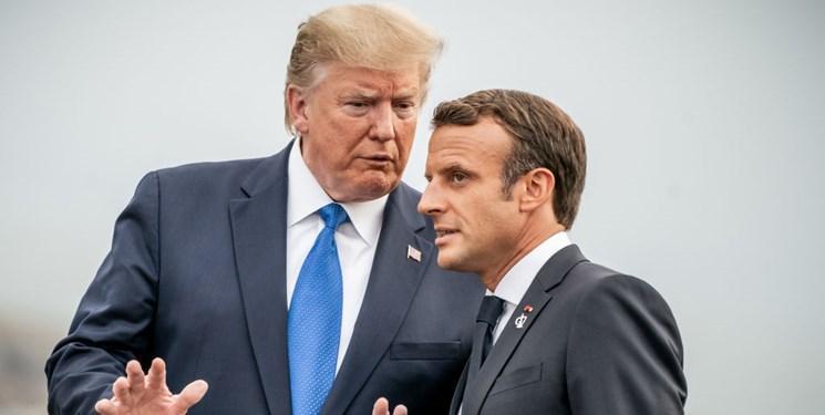 کاخ سفید: ترامپ و ماکرون تلفنی درباره توقف درگیری ها در لیبی گفت وگو کردند