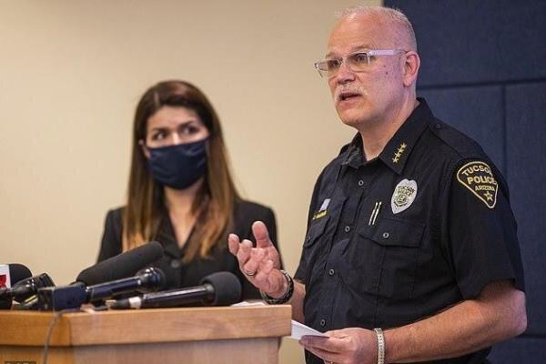 مقام پلیس آمریکا به علت قتل یک مهاجر استعفا کرد