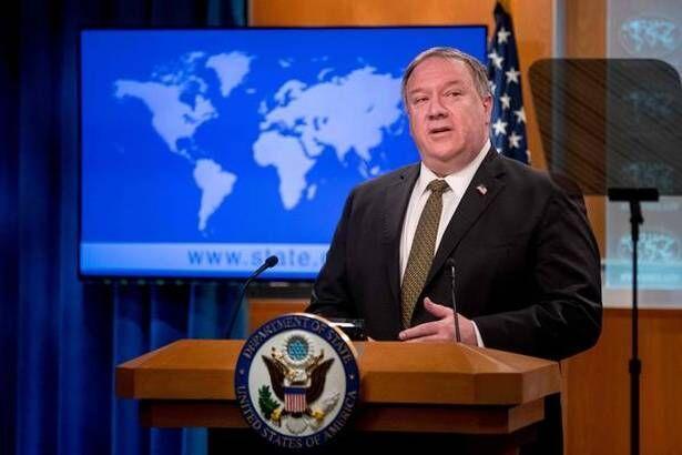 خبرنگاران آمریکا صدور ویزا برای مقامات چین را محدود می نماید