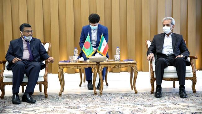 تأکید بر ضرورت سرمایه گذاری مشترک بین ایران و بنگلادش