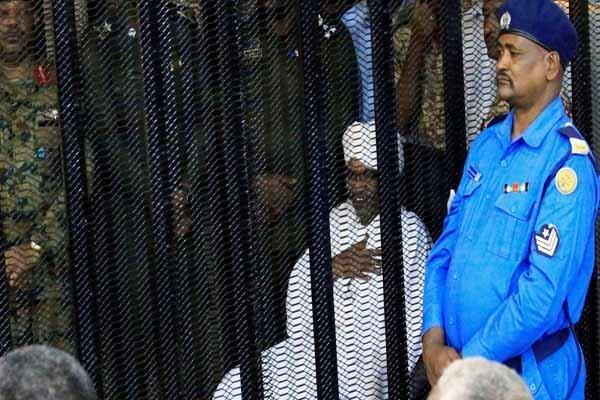 دادگاه محاکمه عمر البشیر برگزار شد