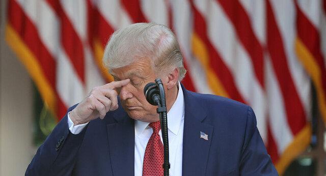ترامپ: شکست را دوست ندارم