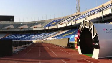 مجهزترین تونل ضدعفونی در استادیوم آزادی به همت پژوهشگران البرز به بهره برداری رسید