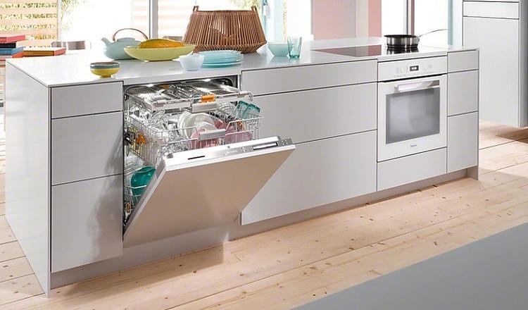 پرفروش ترین ماشین ظرفشویی های مبله در بازار لوازم خانگی