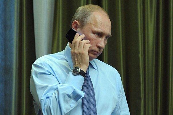 گفتگوی پوتین با سران ارمنستان و آذربایجان درباره فرایند آتش بس