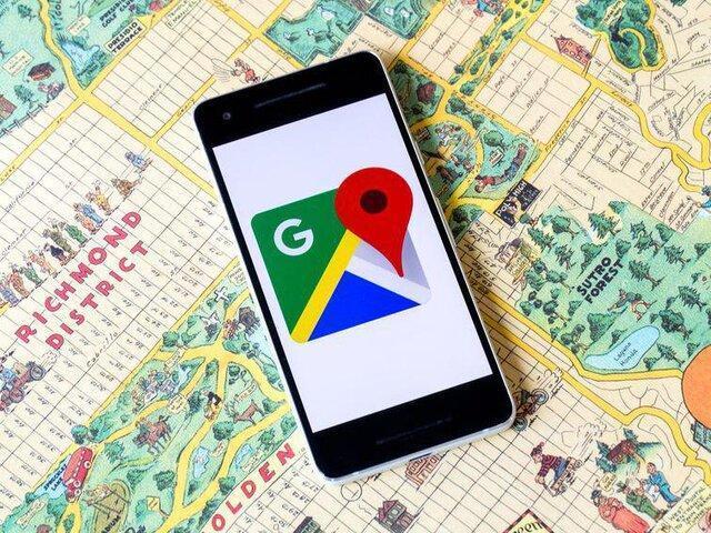 گوگل مپس بروزرسانی ویژه کرونا ارائه کرد