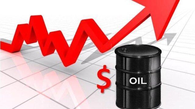 قیمت نفت افزایش بافت