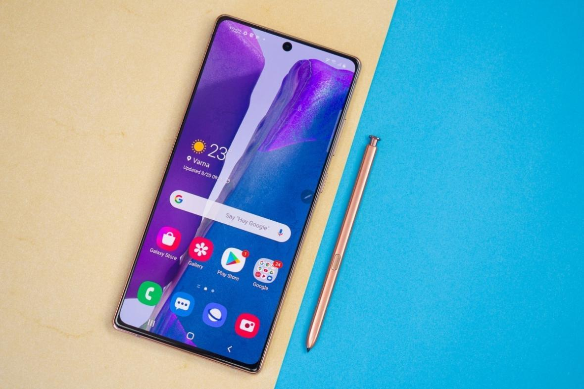 سامسونگ میخواهد آخرین سری گوشی&zwnjهای Galaxy S21 Ultra را فراوری کند