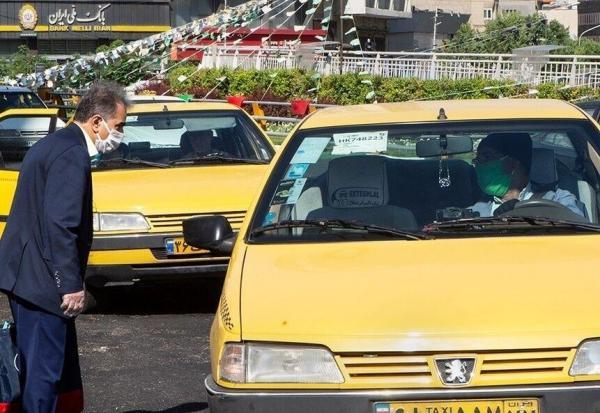 خبرنگاران تاکسیهای اینترنتی همدان دوگانه سوز میشود