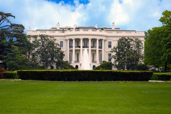 سفر به آمریکا: کاخ سفید، خانه موقت روسای جمهور آمریکا