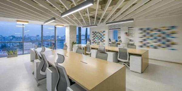 دکوراسیون اداری، 6 اصل مهم در طراحی دفتر کار حرفه ای!