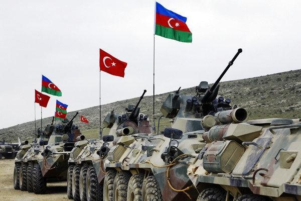 ترکیه و آذربایجان رزمایش مشترک برگزار می نمایند