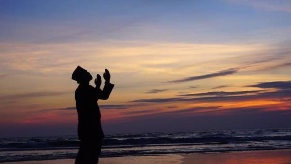مجموعه متن زیبا درباره خدا با عکس نوشته پروفایل