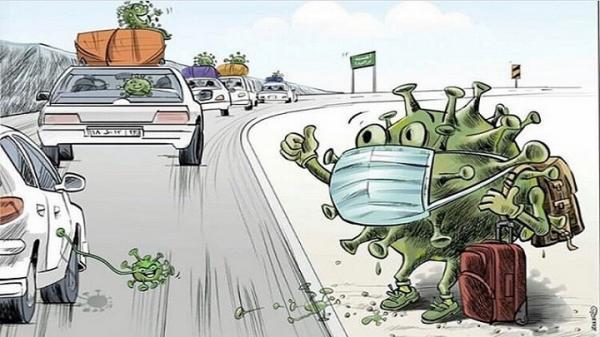 ورود توریست و خودروهای غیربومی تا انتها اردیبهشت ماه 1400 به هرمزگان ممنوع شد
