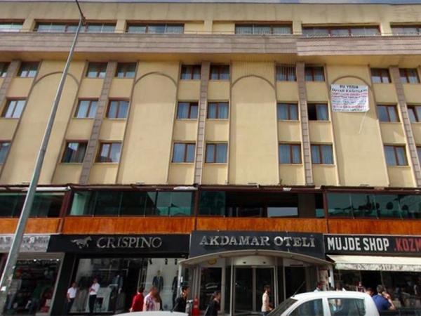 آشنایی با هتل آکدامار در شهر وان ترکیه