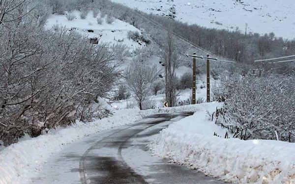 احتمال کولاک برف در ارتفاعات کشور