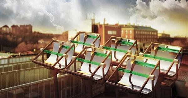 مایعی که انرژی خورشیدی را برای دو دهه ذخیره می نماید