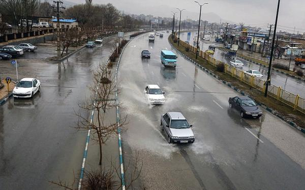 بارش باران و برف 4 روزه در 24 استان