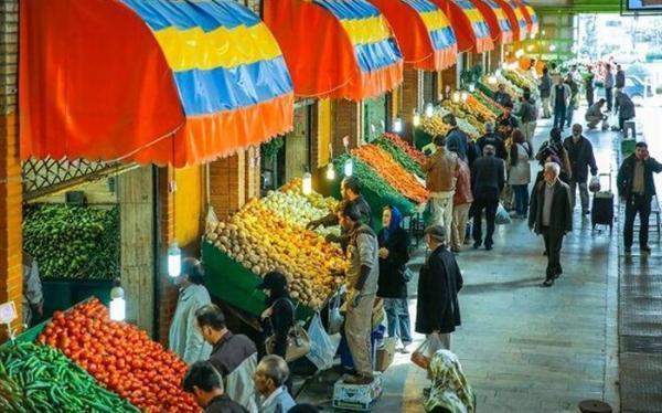 قیمت اقلام خوراکی در میادین میوه و تره بار اعلام شد