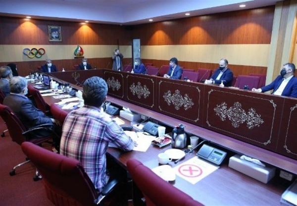 برگزاری هشتادویکمین نشست هیئت اجرایی کمیته ملی المپیک، آنالیز چگونگی واکسیناسیون کاروان اعزامی به توکیو