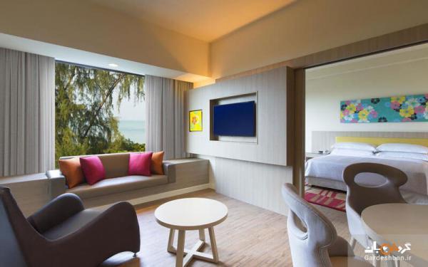 هتل مرکور پنانگ بیچ؛ اقامتی به یادماندنی در ساحل زیبای مالزی