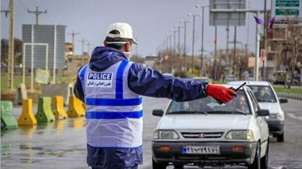 خبرنگاران هشت هزار خودروی متخلف در فردیس جریمه شدند