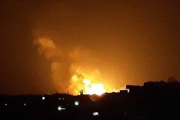حمله راکتی به پایگاه نظامی آمریکا در نزدیکی فرودگاه بغداد