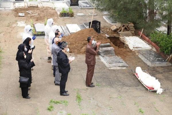 40 درصد متوفیان کرونایی در تهران