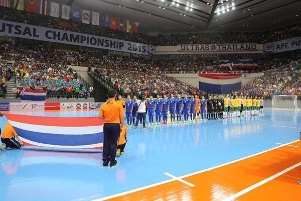 امارات میزبان بازی های انتخابی جام جهانی فوتسال در آسیا شد