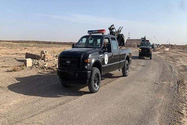 شروع عملیات علیه داعش در شرق صلاح الدین عراق