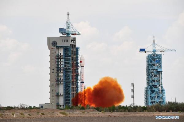 چین یک ماهواره جدید را با موفقیت پرتاب کرد