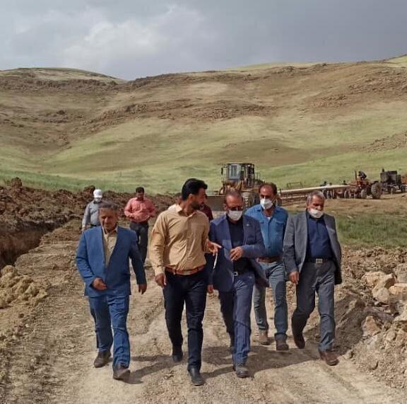 گازرسانی به 9 روستای شهرستان الیگودرز تا سرانجام خردادماه 1400