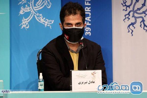 عادل تبریزی: فیلم نامه گیج گاه زودتر از روزی روزگاری در هالیوود نوشته شد