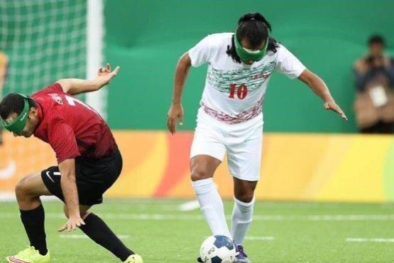کاپیتان فوتبال پنج نفره: اگر رها نشویم در پاراآسیایی چین رو سکو خواهیم رفت
