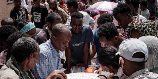 حمله هوایی به یک بازار در اتیوپی؛ ده ها نفر کشته شدند