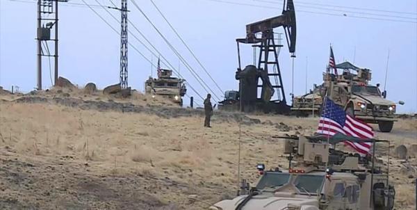 صابرین نیوز: شلیک 9 موشک به پایگاه ائتلاف آمریکایی در یک تأسیسات گاز سوریه