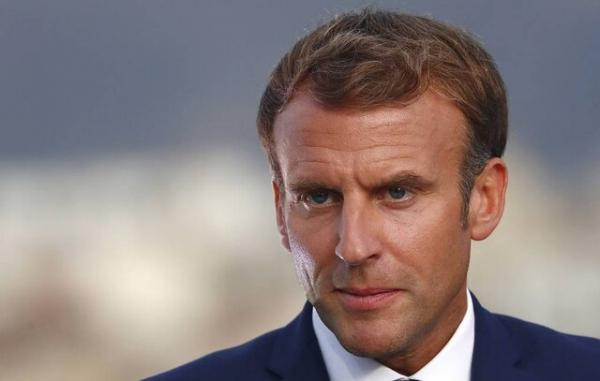 ماکرون سفرش به ژنو را لغو کرد