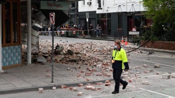 تور استرالیا: وقوع زلزله 6 ریشتری در استرالیا