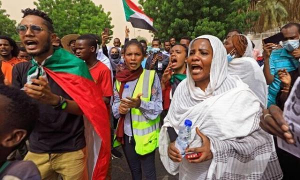 سفر هیئت دولت سودان به شرق این کشور در سایه اعتراضات